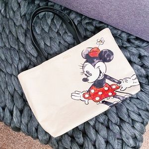 🆕 Kate Spade KSNY x Minnie Mouse Francis Tote Bag